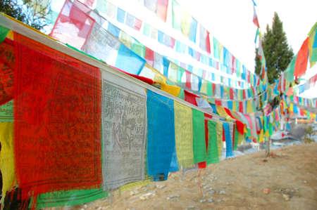 Tibetan Flag