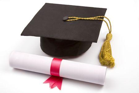 Photo pour diploma - image libre de droit