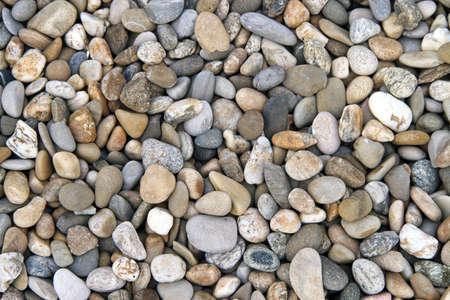 Pebbles And Stones Abstract