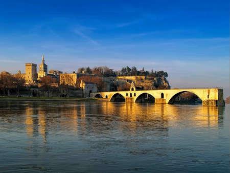 Avignon bridge - Pont d Avignon, France