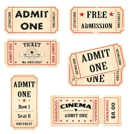 Tickets set