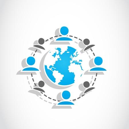 social media world group