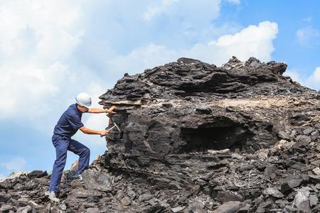 coal geologist at mae moh lignite mine