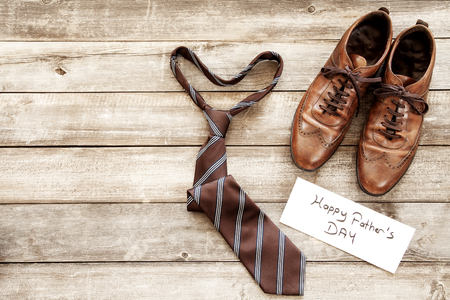 Photo pour Father's Day Gift Ideas for Dad - image libre de droit