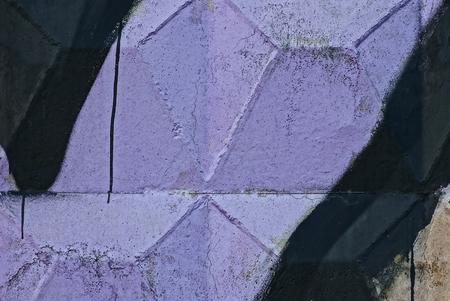 Foto de lilac black stone texture from painted concrete wall paint - Imagen libre de derechos