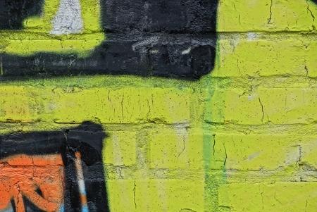 Foto de colored stone texture of bricks in paint in the wall - Imagen libre de derechos