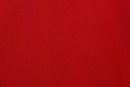 Photo pour bright red texture from a piece of cloth - image libre de droit