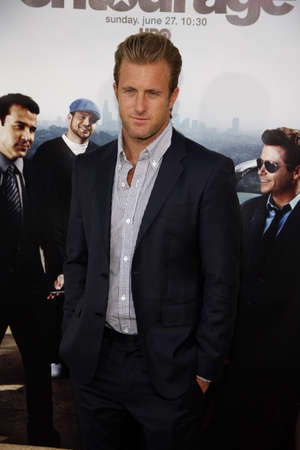 Scott Caan at the HBO's 'Entourage' Season 7 Premiere held at the Paramount Studios lot in Hollywood, USA on June 16, 2010.