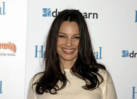 Fran Drescher at the Ladies' Home Journal honors 'Funny Ladies We Love' held at the Pearl in West Hollywood, USA on February 2, 2005.