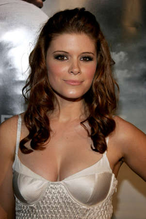 Kate Mara at the Los Angeles premiere of Shooter held at the Mann Village Theatre in Westwood, USA on March 8, 2007.