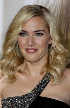 Kate Winslet at the World premiere of Revolutionary Road held at the Mann Village Theater in Westwood, USA on August 15, 2008.