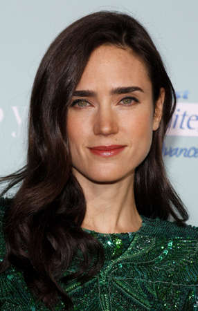 Jennifer Connelly at the Los Angeles premiere of 'He's Just Not That Into You' held at the Grauman's Chinese Theater in Hollywood, USA on February 2, 2009.