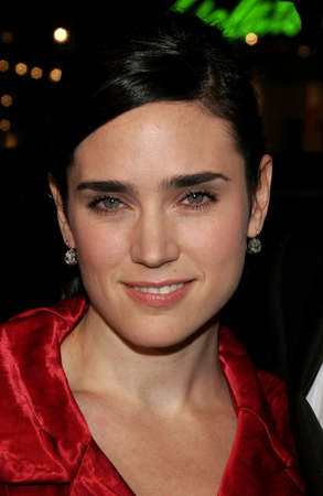 Jennifer Connelly at the World premiere of 'Firewall' held at the Grauman's Chinese Theatre in Hollywood, USA on February 2, 2006.