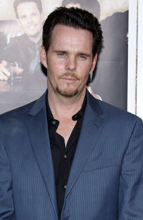 Kevin Dillon at the HBO's 'Entourage' season 6 premiere held at the Paramount Studios Lot in Hollywood, USA on July 9, 2009.
