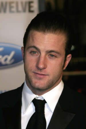 Scott Caan at the Los Angeles premiere of Ocean's Twelve held at the Grauman's Chinese Theater in Los Angeles, USA on December 8, 2004.