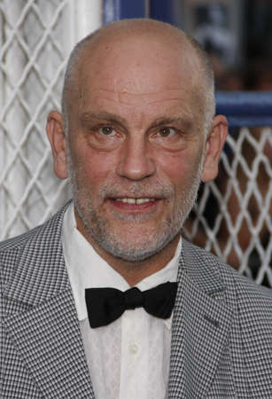 John Malkovich at the Los Angeles premiere of Secretariat held at the El Capitan Theater in Hollywood, USA on September 30, 2010.