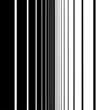Ilustración de Abstract fade from black to white with vertical bars - Imagen libre de derechos