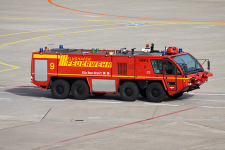 Photo of Rosenbauer airport rescue and - ID:77804536