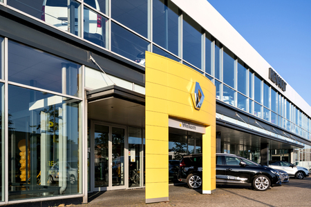 Renault dealer. Renault is known for its role in motor sport, particularly rallying, Formula 1 and Formula E.