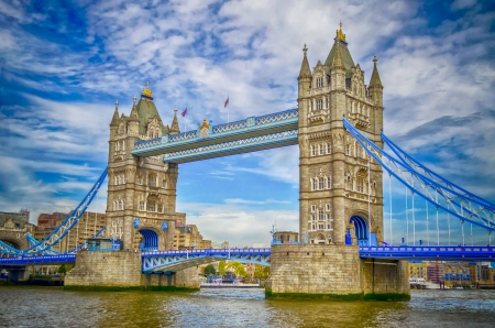 Tower Bridge In London Wallpaper Mural