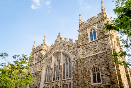 The Abyssinian Baptist Church, New York
