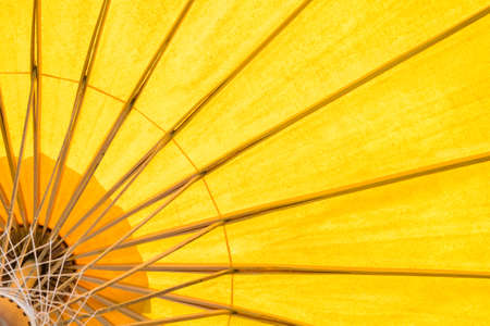 yellow umbrella background