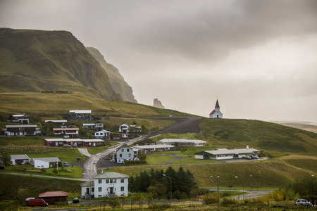 Iceland - Town of Vik