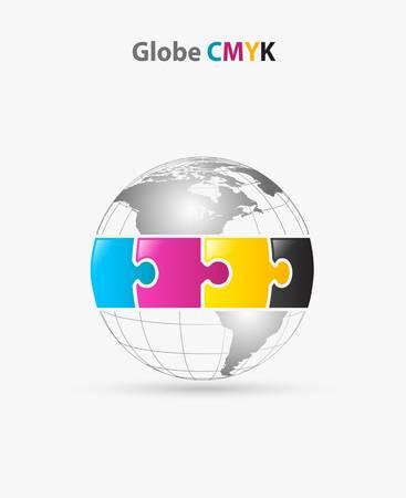 globe cmyk