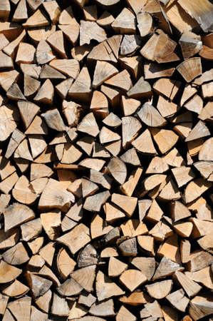 Photo pour Wood lumber background - image libre de droit