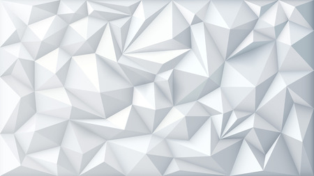 Illustration pour Illustration of Polygon Abstract Polygonal Geometric Triangle Background - image libre de droit