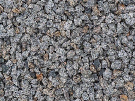 background picture made of a closeup of a pile of crushed stone