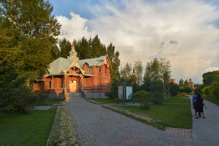 China-Russia Nationalities Folk Customs Park