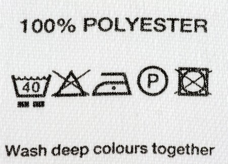 Polyester Cloth Label