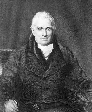 John Scott, 1st Earl of Eldon (1751-1838) on engraving from the 1800s. British barrister and politician. Engraved by H.Robinson after a painting by T.Lawerence and published by Fisher, Son & Co, London & Paris.