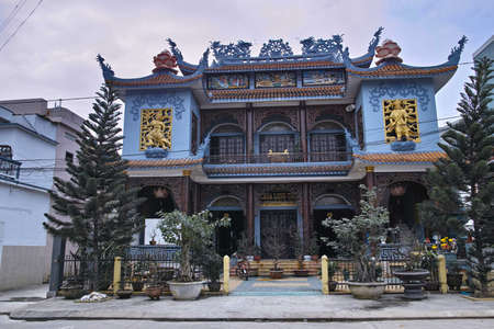 a clan temple in Hoi An