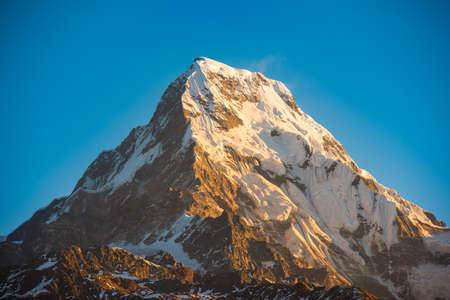 Photo for Himalaya mountains, Nepal. - Royalty Free Image