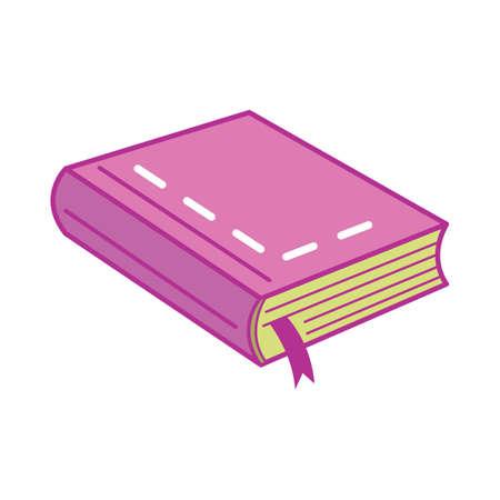 Illustration pour A book illustration. - image libre de droit