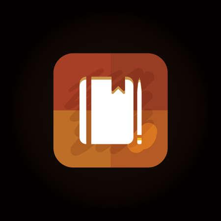 Illustration pour organize icon - image libre de droit
