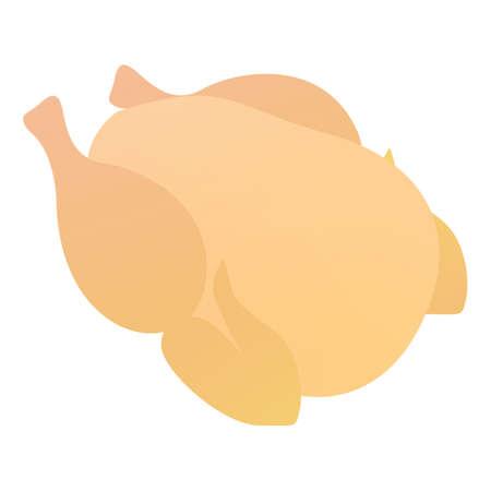 Vektor für raw chicken - Lizenzfreies Bild
