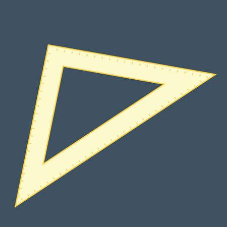 triangle protractor