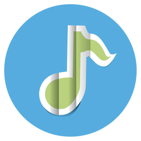 quaver music note