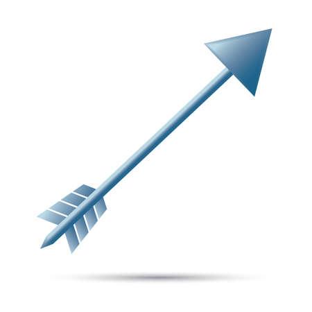 Illustration pour arrow - image libre de droit