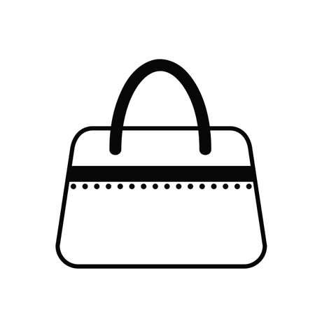 Illustration pour Handbag icon - image libre de droit