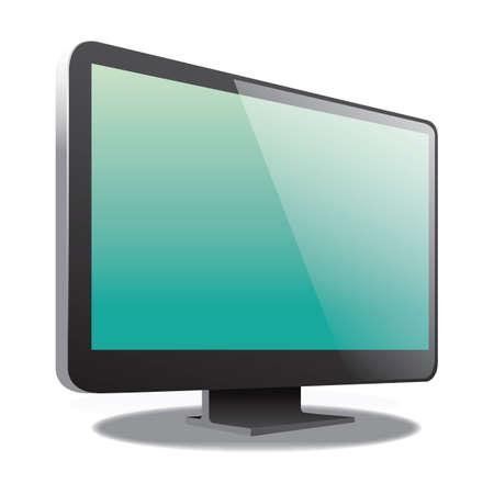 Illustration pour monitor - image libre de droit