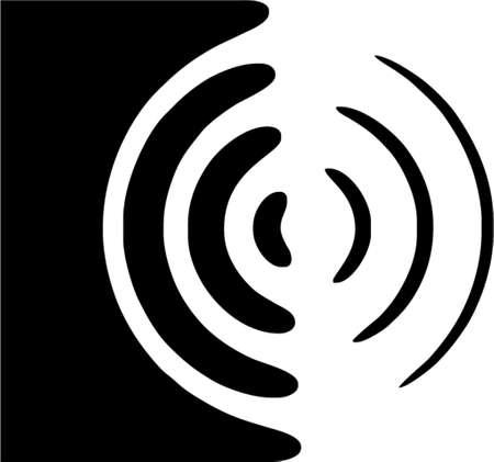 Speaker symbol