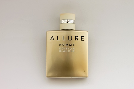 Bottle of Chanel Allure Homme Sport - Edition Blanche