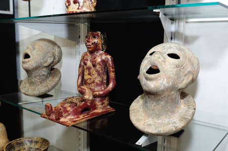 Tumaco  Mask