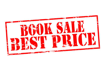 Rubber stamp with text book sale best price inside