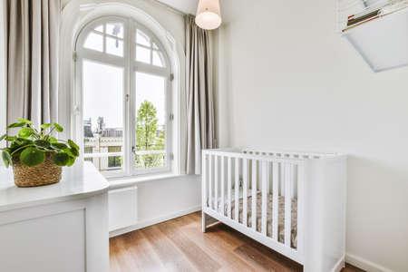 Photo pour Luxury interior design of a modern house - image libre de droit