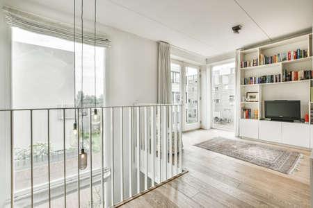 Photo pour Amsterdam, Netherlands - June 2, 2020: Luxury interior design of a modern house - image libre de droit